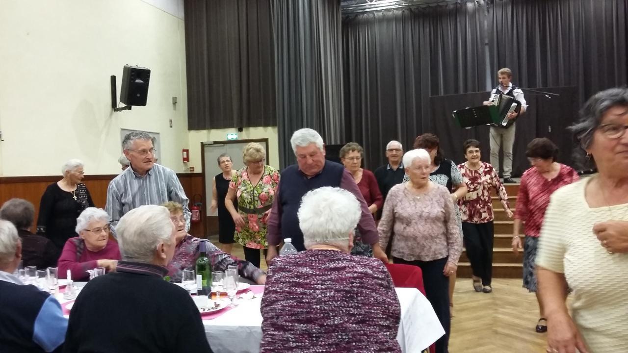 Les danseurs font le spectacle