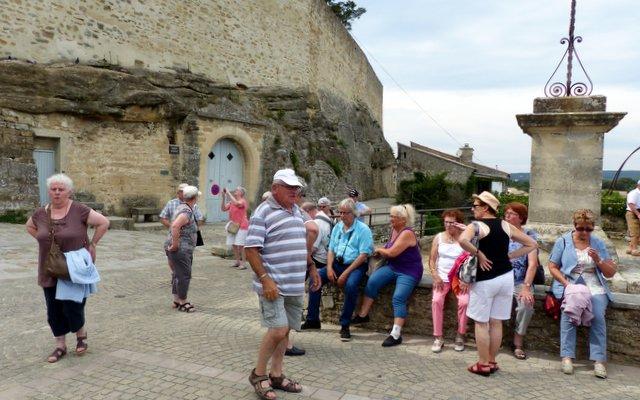 Voyage dans la Drôme - Grignan