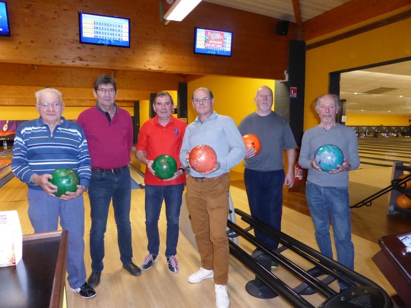 Bowling Concours Départemental 2019  07
