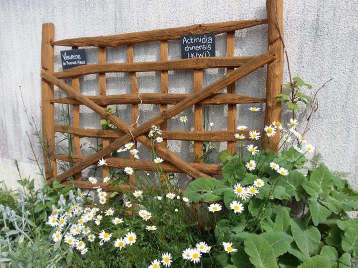 décor champêtre à Boursay !