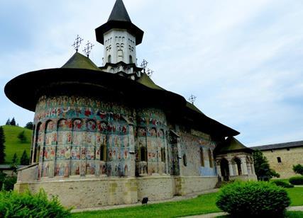 Monastère Suceava