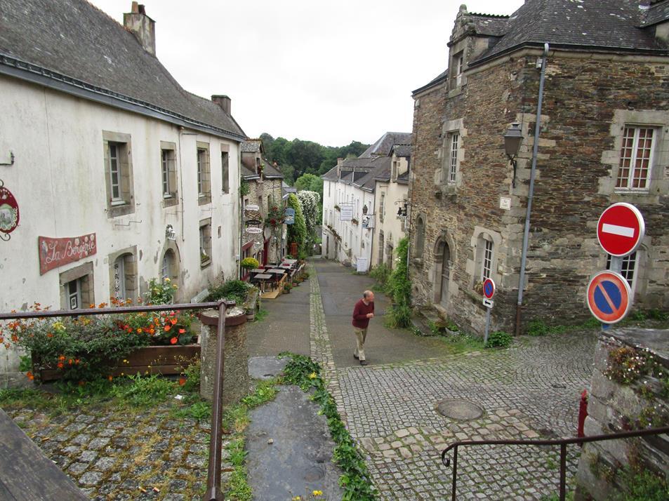 Visite de Rochefort en Terre