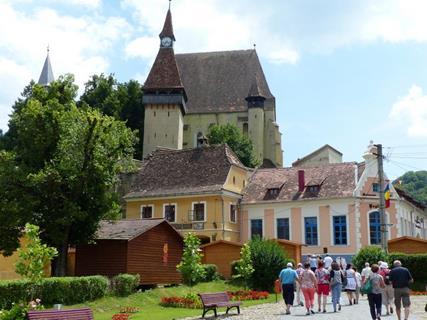 Biertan Eglise fortifiée