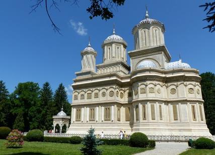 Monastère de Curtéa de Arges
