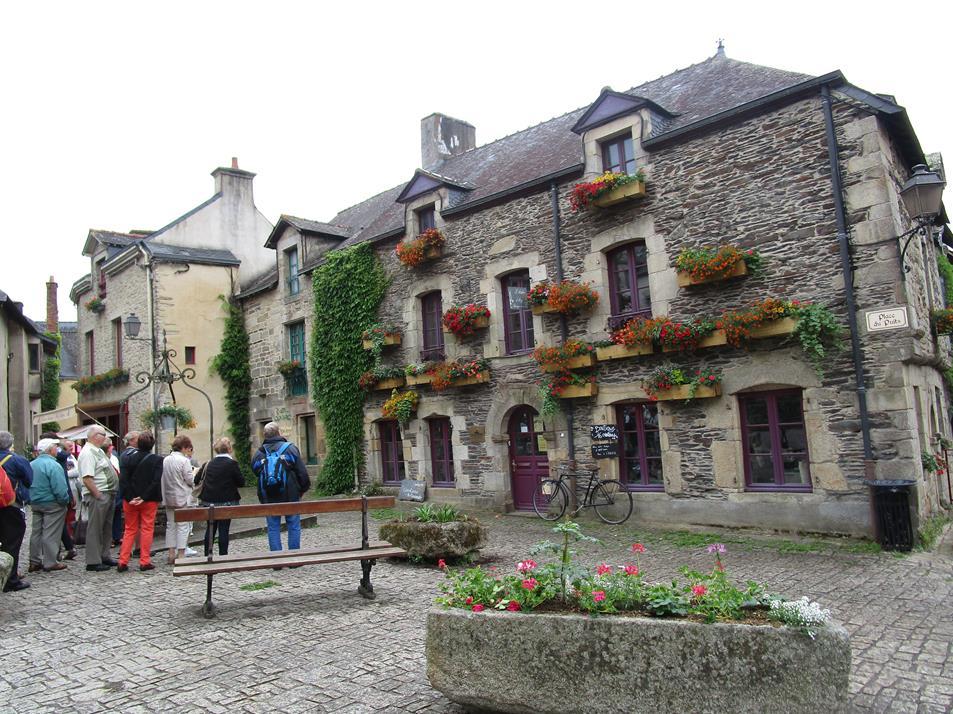 Quelques maisons du village