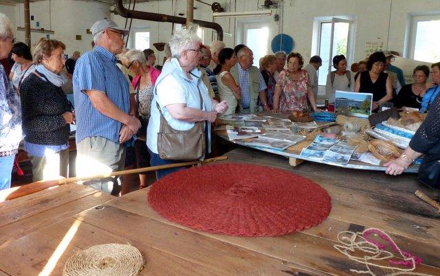 La Scourtinerie - Tapis en fibres de noix se coco