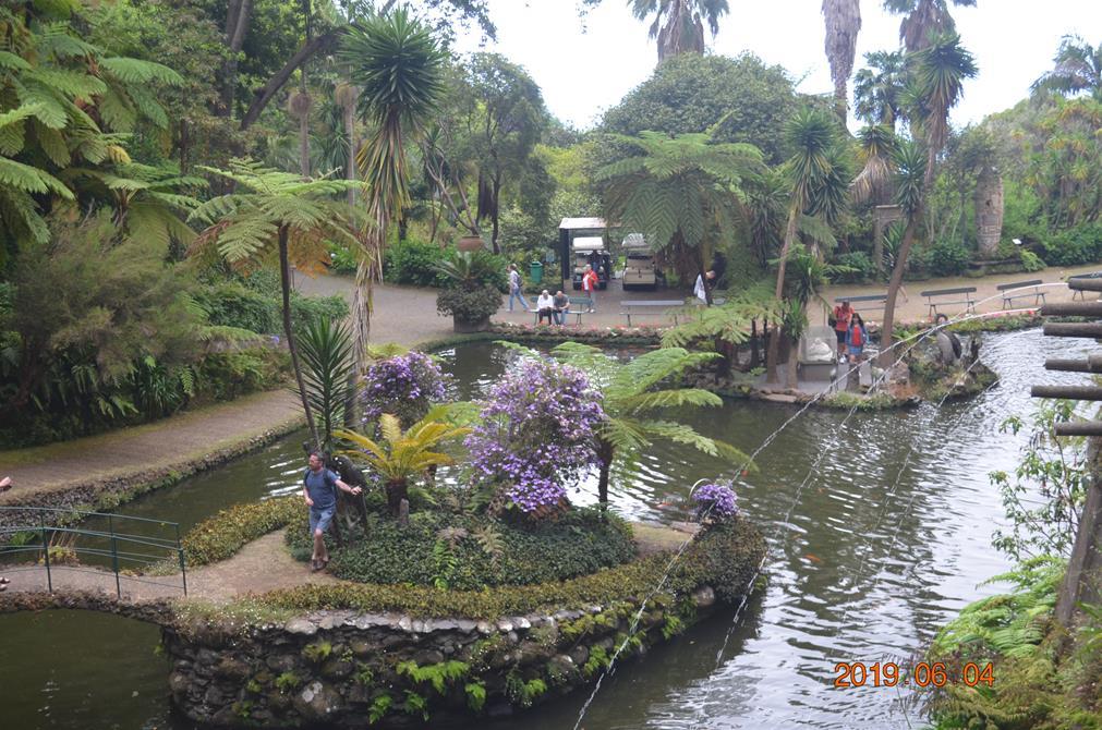 Nombreux parcs