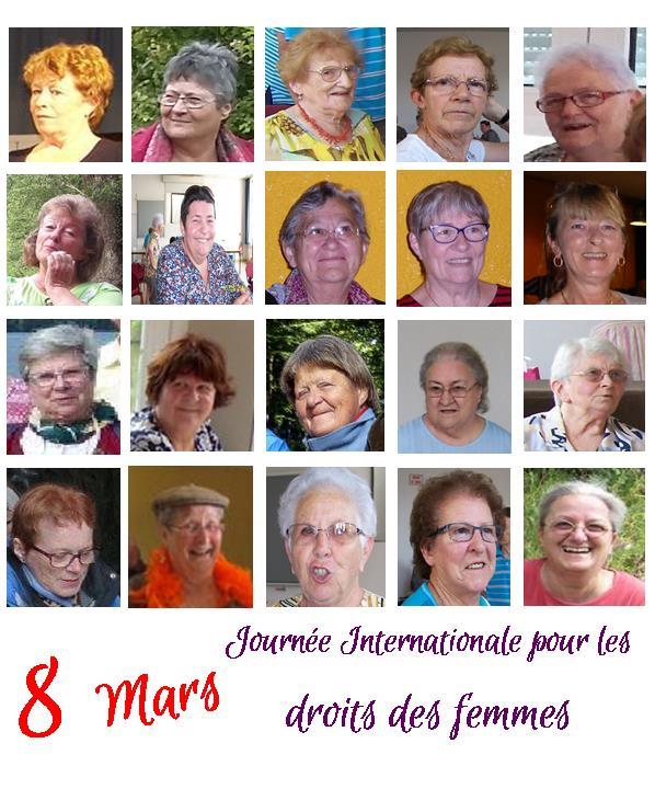 8 mars - fête des femmes