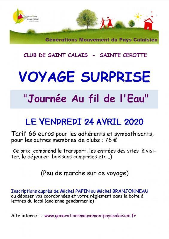 Voyage surprise 1